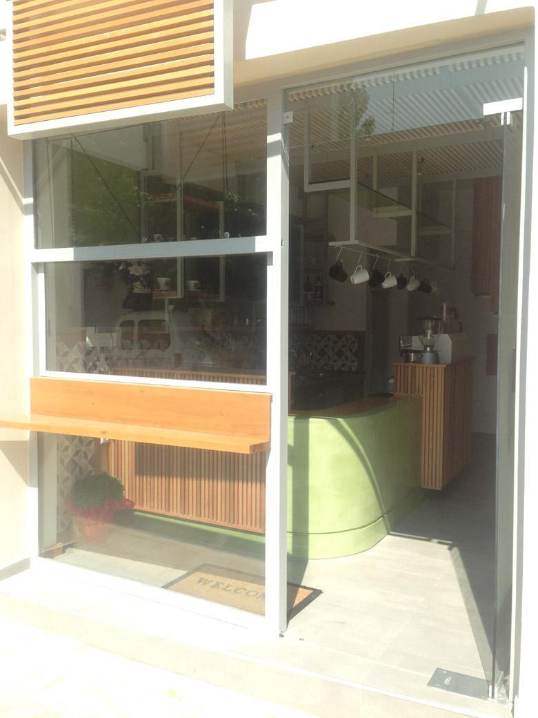 CAFE MANTAS