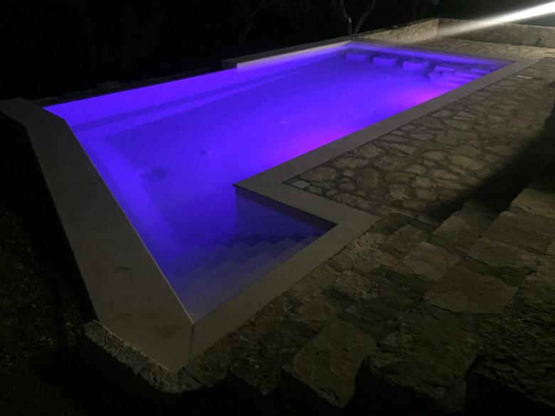 COMPLETED SWIMMING POOL IN HOME NEAR EPISKOPI