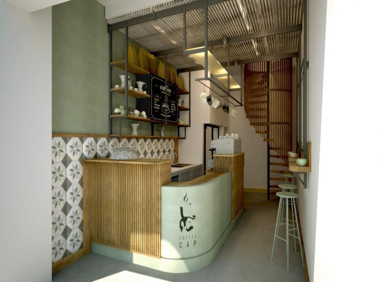 CAFÉ MANTAS